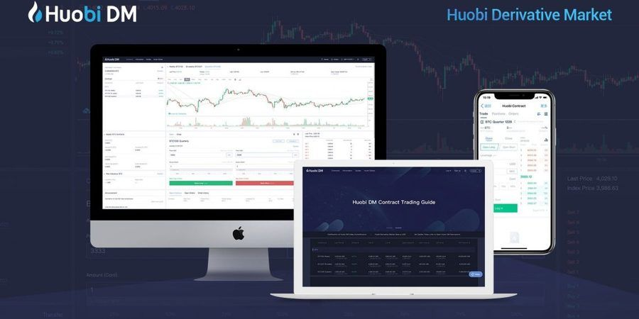 Huobi Global Twitter / Huobi DM