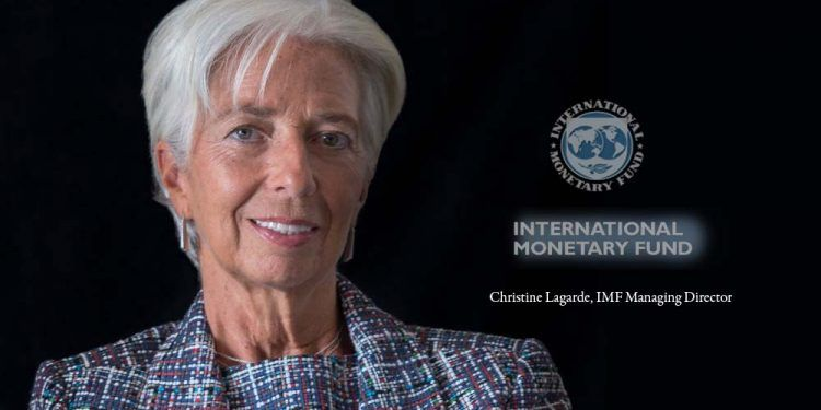 Christine Lagarde, IMF Managin Director /imf.org