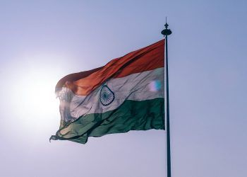 Pexels / Pixabay.com / The Flag of India