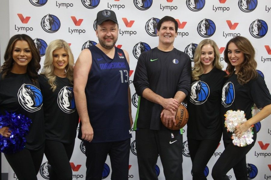 Media conference at the Mavericks Training Center in Dallas on Nov. 16, 2018 / Carly Geraci/Staff Photographer