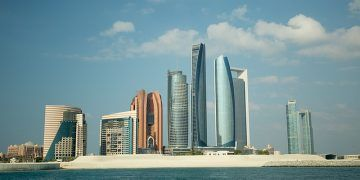 Pixabay.com / Abu Dhabi City Skyline