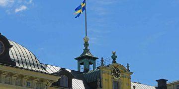 hpgruesen / Pixabay.com / Royal flag, Sweden