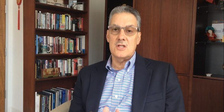 Paul A. Laudicina. Chairman, Global Business Policy Council / Youtube Screenshot