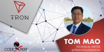 Exclusive Interview with Tron Executive / CodeXpert Youtube