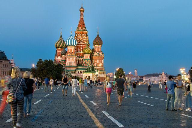 designerpoint / Pixabay.com / Red Square, Russia