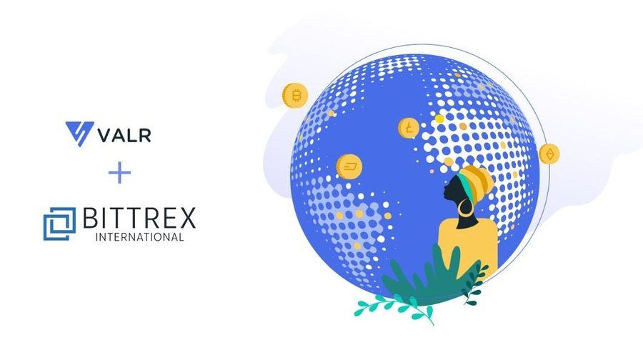 VALR Cryptocurrency Exchange
