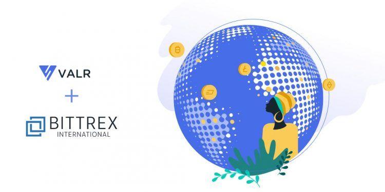 VALR Cryptocurrency Exchange