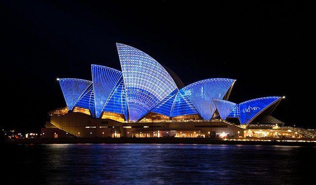 pattyjansen / Pixabay.com . Sydney