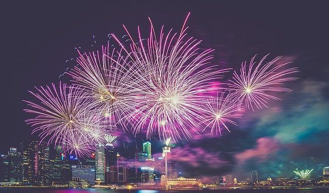 Pixabay.com / Fireworks