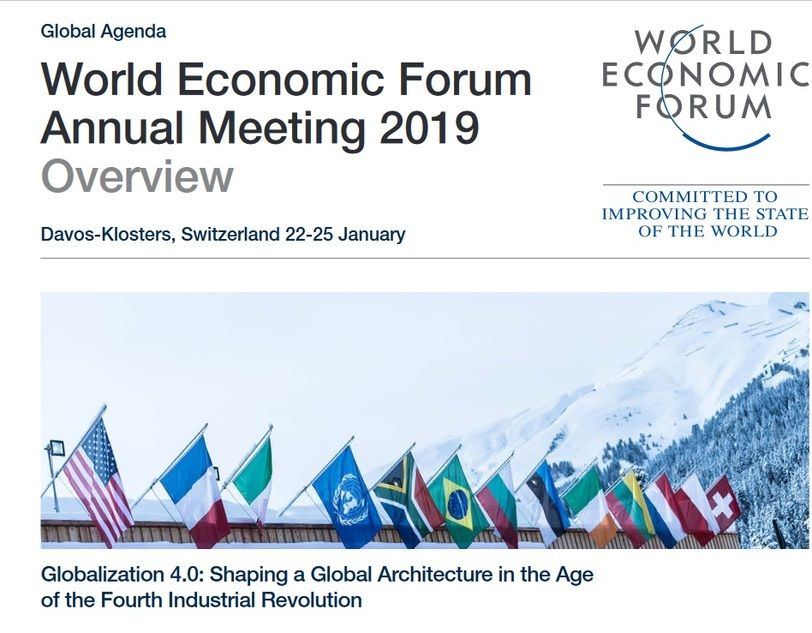 "The programme in Davos will aim to foster systems leadership and global stewardship while recognizing the actuality of a more complex, ""multiconceptual"" world."