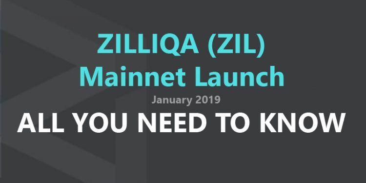 Zilliqa's Mainnet Launch