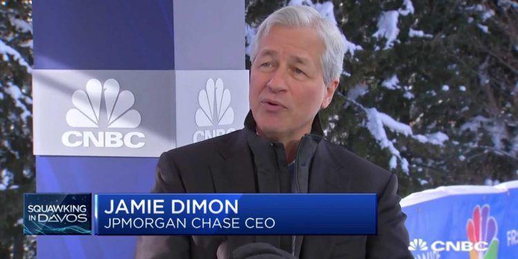 CNBC Video screenshot / Jamie Dimon