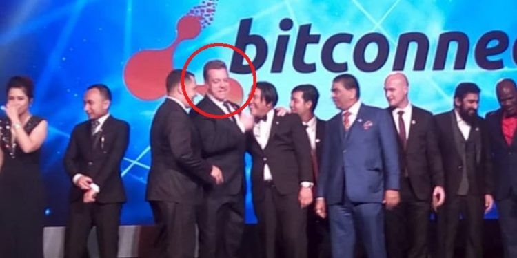 BitConnect Conference / Youtube Screenchot.