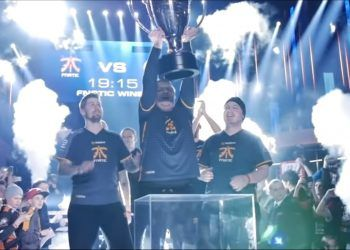 FNATIC Youtube Screenshot