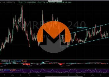 Monero (XMR) Price Analysis – January 31. XMRBTC in Ascending Channel