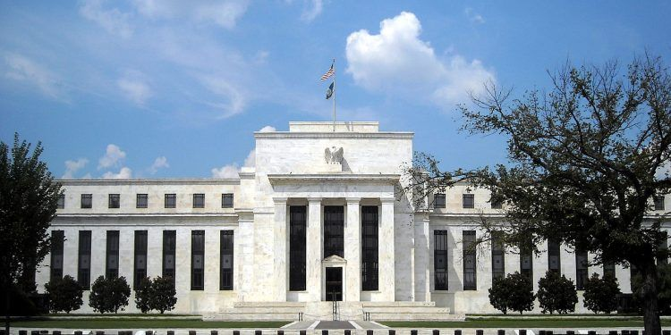 Federal Reserve System headquarters / Wikipedia