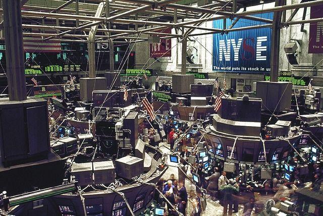 skeeze / Pixabay.com / NYSE