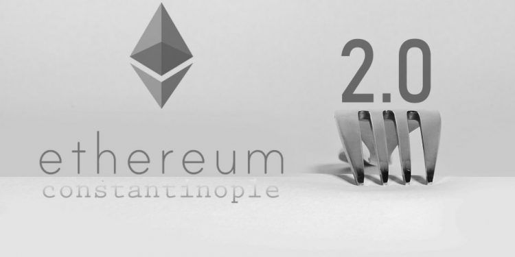 Ethereum 2.0 and Constantinople Hard Fork / Pixabay.com / Edited