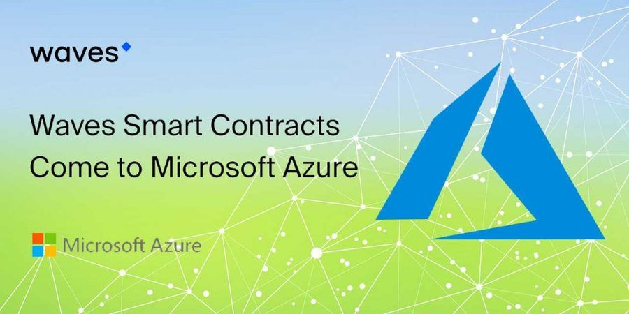Waves Rise on the Back of Cooperation with Microsoft Azure Cloud