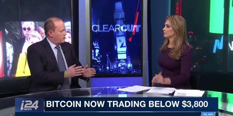 Cryptocurrency Market Discussion (aXpire on i24 News: Bitcoin, Blockchain, Crypto) / Youtube