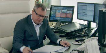 Andrei Kostin / VTB Direktbank Imagefilm Video Screenshot