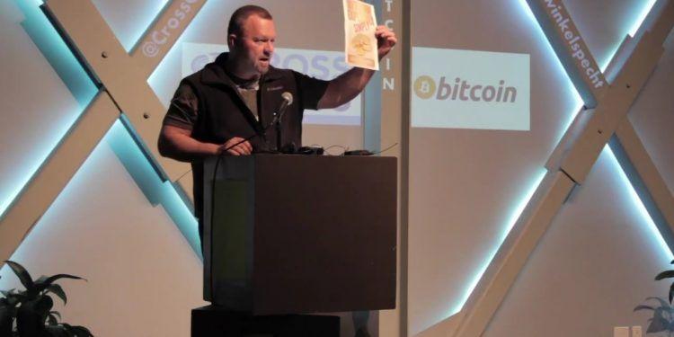 "L.A. Bitcoin Meetup - Mark Jeffrey, author - ""Bitcoin Explained Simply, The Case for Bitcoin"" / reXBT Youtube video screenshot"