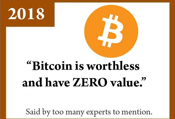 Bitcoin is dead.