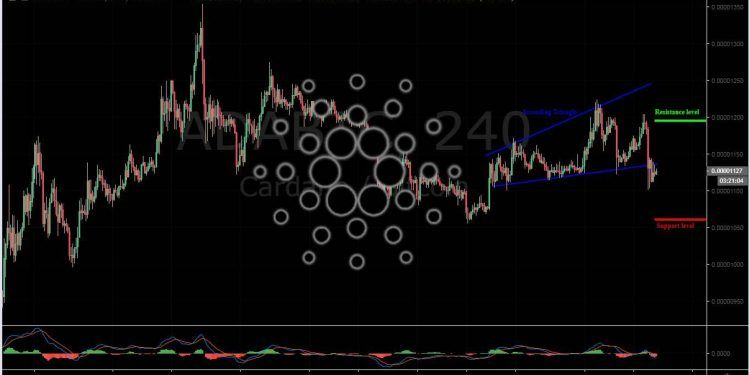 Cardano (ADA) Price Analysis – February 25. Selling Pressure is Around the Corner
