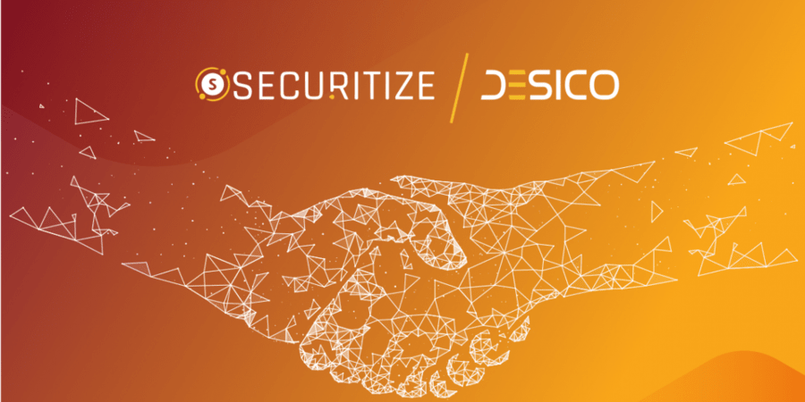 DESICO Enters Into Partnership with Securitize to Bridge the Gap Between Crypto and Traditional Financial Markets