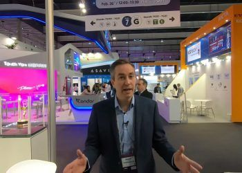 Live from MWC19 Electroneum CEO Richard Ells