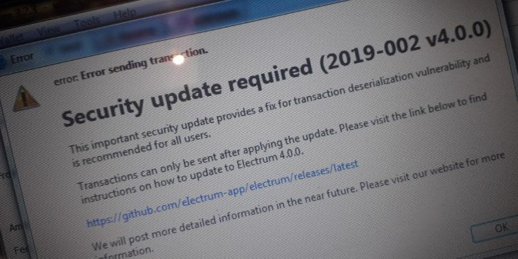 Warning: MEW And Electrum Wallet Users Are Being Phished