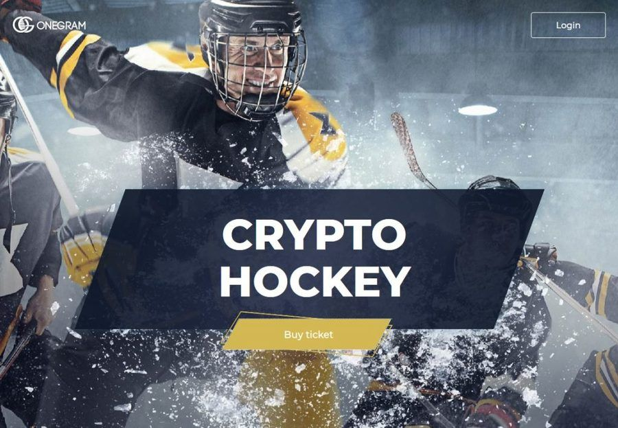 Crypto Hockey OneGram