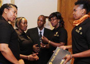 Kenyan Wall Street Twitter Image / Velox 10 Workers