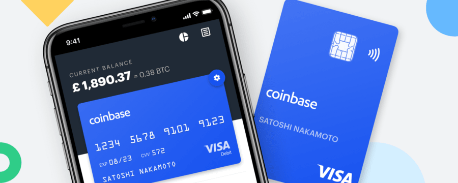 Coinbase Looks to Revolutionize With Visa Debit Card