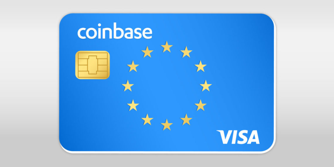 Coinbase Launches Its Debit Card in Six More European Countries
