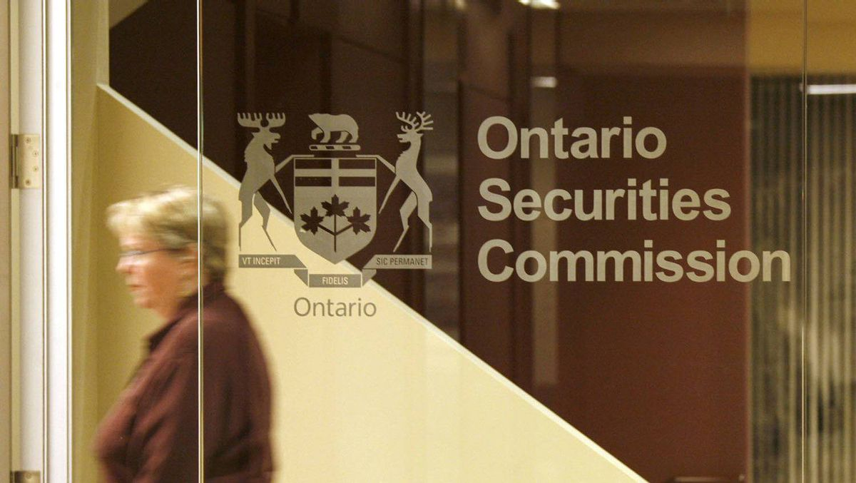 Ontario Securities Commission Fines Caldwell Investment Management CAD $2 Million