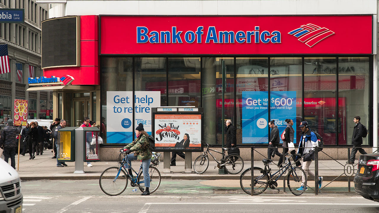 Bank of America Files, Yet another Patent, Wants to Register a Multi-Tier Crypto Wallet