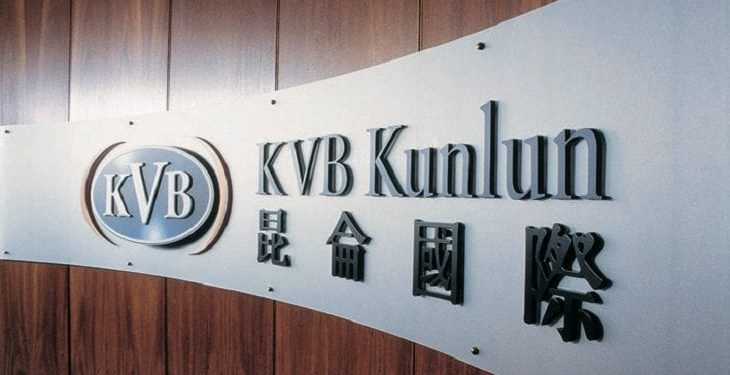 KVB Kunlun States That the Process of Identification of PRC Clients is Underway