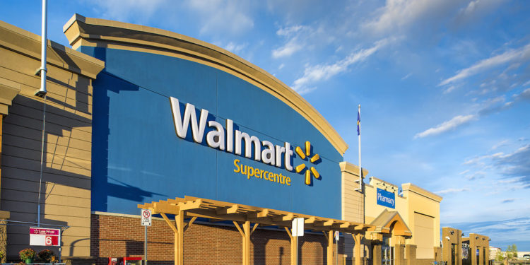 Walmart Dipping Its Toes in Cryptocurrency, Seeks Patent to Use Them
