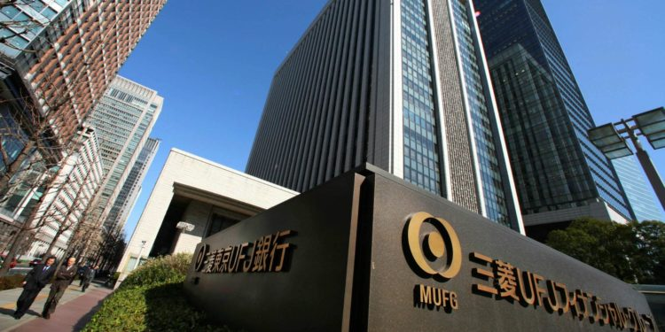 Japanese Lender Mitsubishi UFJ Plans to Cut 50% of Its Staff in Asia