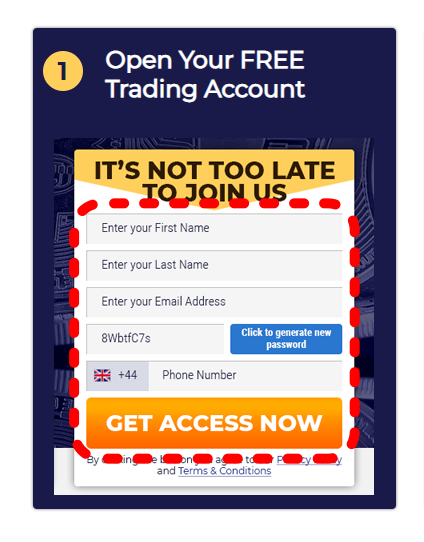 Crypto Legacy Pro Account