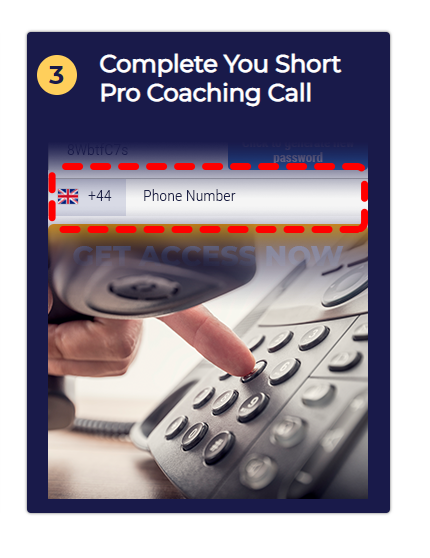 Crypto Legacy Pro Coaching Call