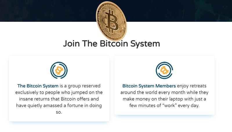 O Sistema Bitcoin
