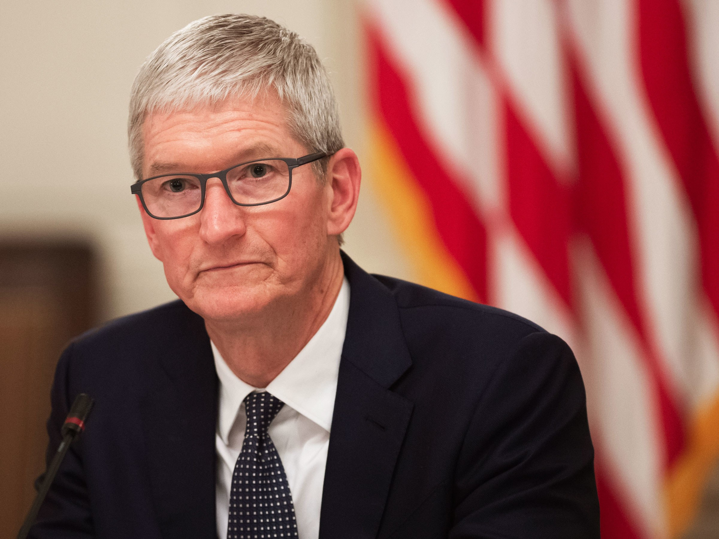 Apple CEO Tim Cook Doesn't Believe in Launching a Cryptocurrency