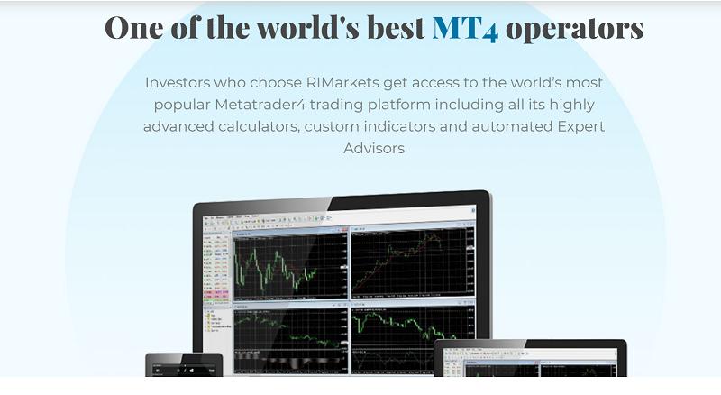 RI Markets Platform