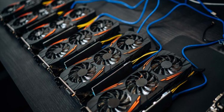 Chinese Authorities Seize Over 7,000 Illegal Crypto Mining Machines
