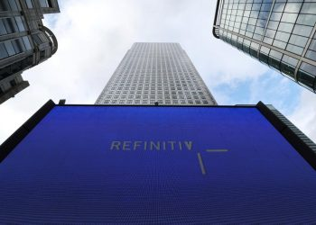 Refinitive Suffers Lackluster FX Volumes At End Last Year