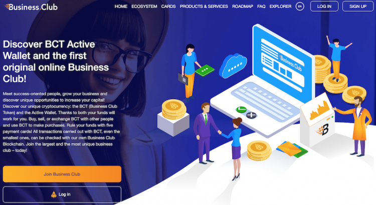Business Club Wallet Review 2020: Fees, Security, Pros, Cons and Features