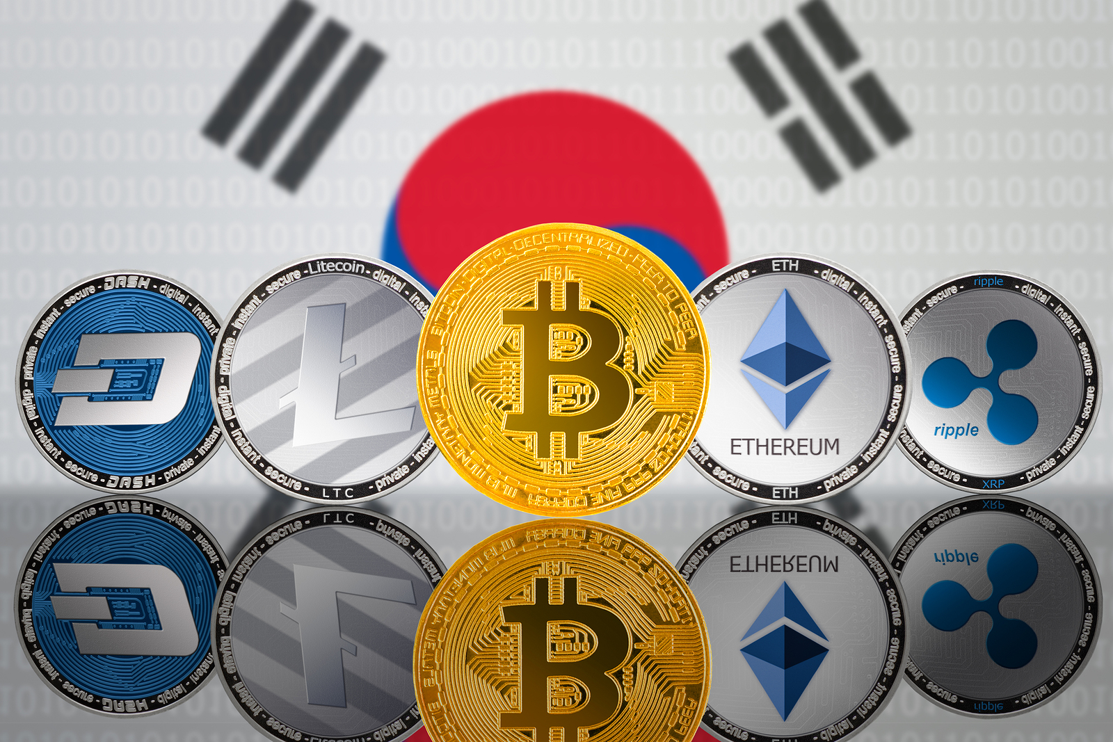 Government of South Korea Will Impose A 20% Income Tax Rate on Crypto Gains