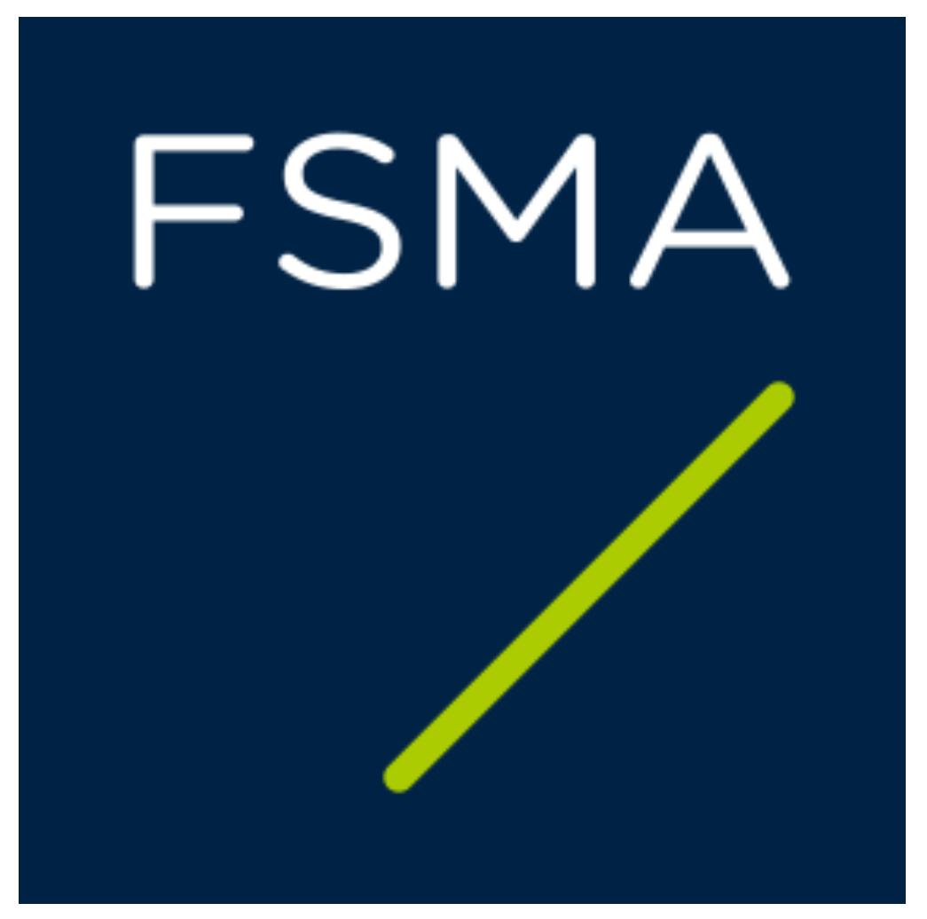 FSMA Imposed €2.25 Million in Regulatory Fines In 2019